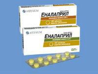Энап таблетки - инструкция по применению, цена, аналоги